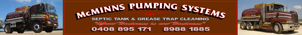 McMinns Pumping Systems - link to website